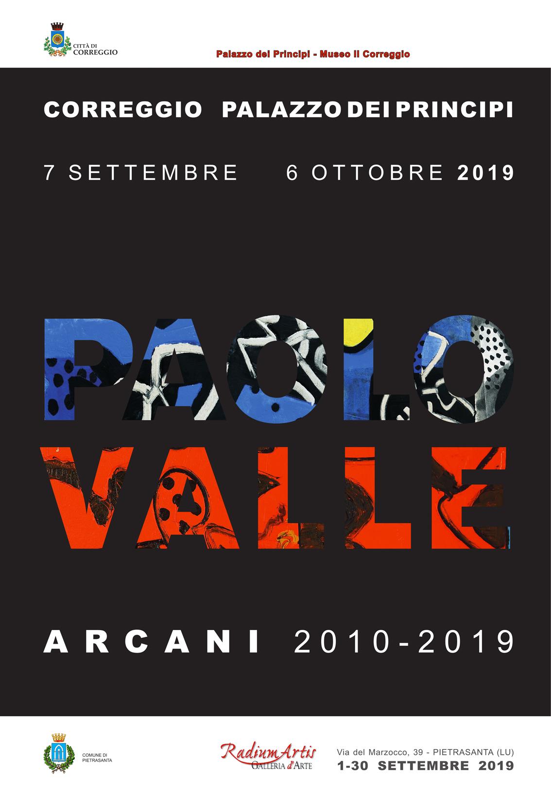 Colori In Luce Correggio correggio palazzo dei principi – 7 settembre – 6 ottobre